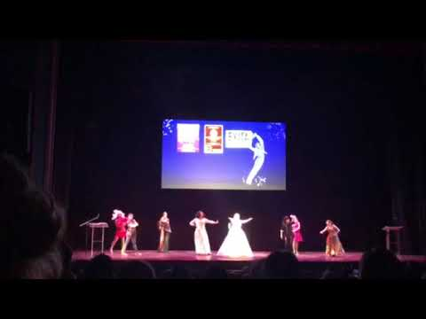 Tommy Tune Awards Best Actress Medley 2018