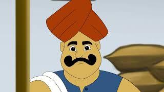 Sustainable Yogic Agriculture - Telugu - Cartoon - Brahmakumaris - HD