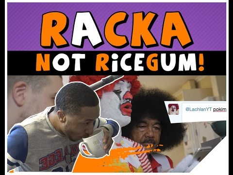Ronald Roast Big YouTubers | Paul Logan, Scarce, Pewdiepie & Ricegum Disstrack | RackaRacka Reaction
