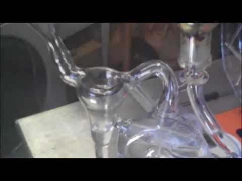 Revcycler glass by The Rev