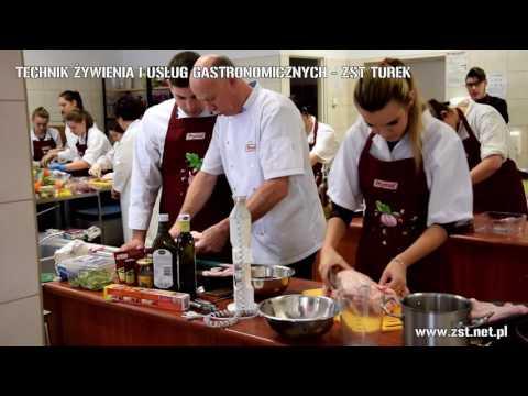 Technik żywienia I Usług Gastronomicznych - ZST Turek