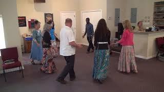 MESSIANIC DANCE:  MERCIFUL GOD
