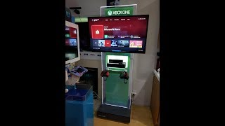 I Found A MF  Xbox One Kiosk!!!!!