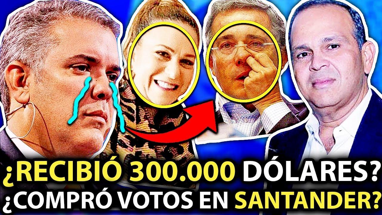 ¡QUE SE AGARREN! APARECE AUDIO DEL ÑEÑE CUADRANDO VOTOS PARA DUQUE Y RECIBIERON 300.000 MIL DÓLARES