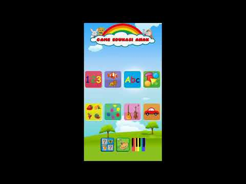 Game Edukasi Anak Lengkap