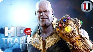 AVENGERS: 3 The Infinity War - Thanos - New Tv Spot Trailer - 2018 (HD)