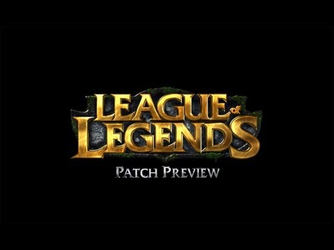 League of Legends Patch Preview