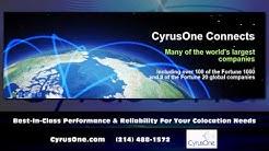 Colocation Carrollton Texas CyrusOne Dallas Data Center