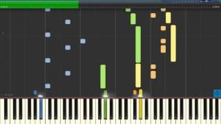 Piano Tutorial: Star Trek (The Original Series) Theme + MIDI Download
