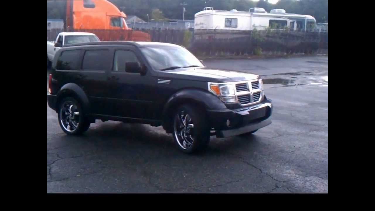 2007 Dodge Nitro On 22 Quot Velocity In Lexani Tires At