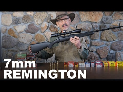 7mm Remington Magnum - History and Performance