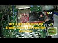 How to add a PCI-E Express x16 Graphics Card to a Dell PowerEdge R610 Server