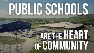 Public Schools are the Heart of Community