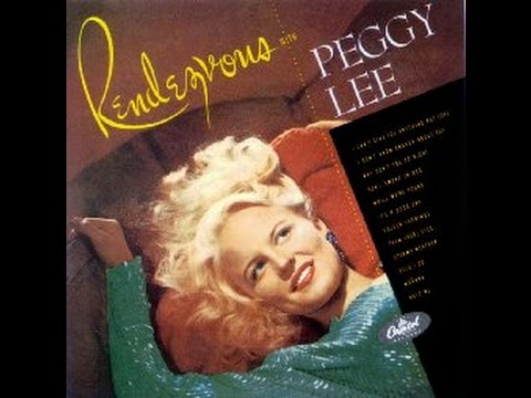 Peggy Lee - Rendezvous with Peggy Lee [Album]