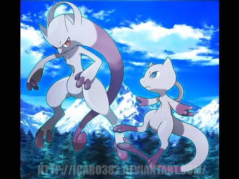 Pokemon x and yupdate news super training pics and new mew form discussion review youtube - Pokemon mewtwo mega evolution x ...