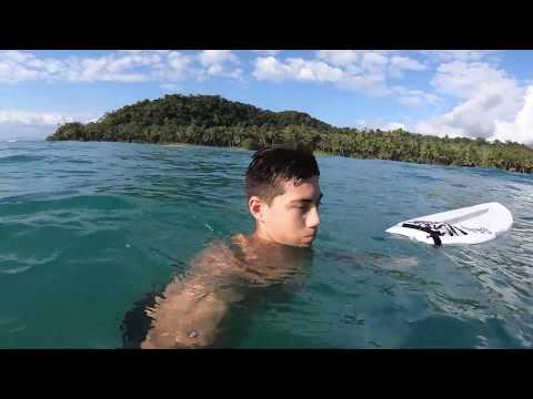 How To Surf A Quad Fin Surfboard - Atua Is Back!