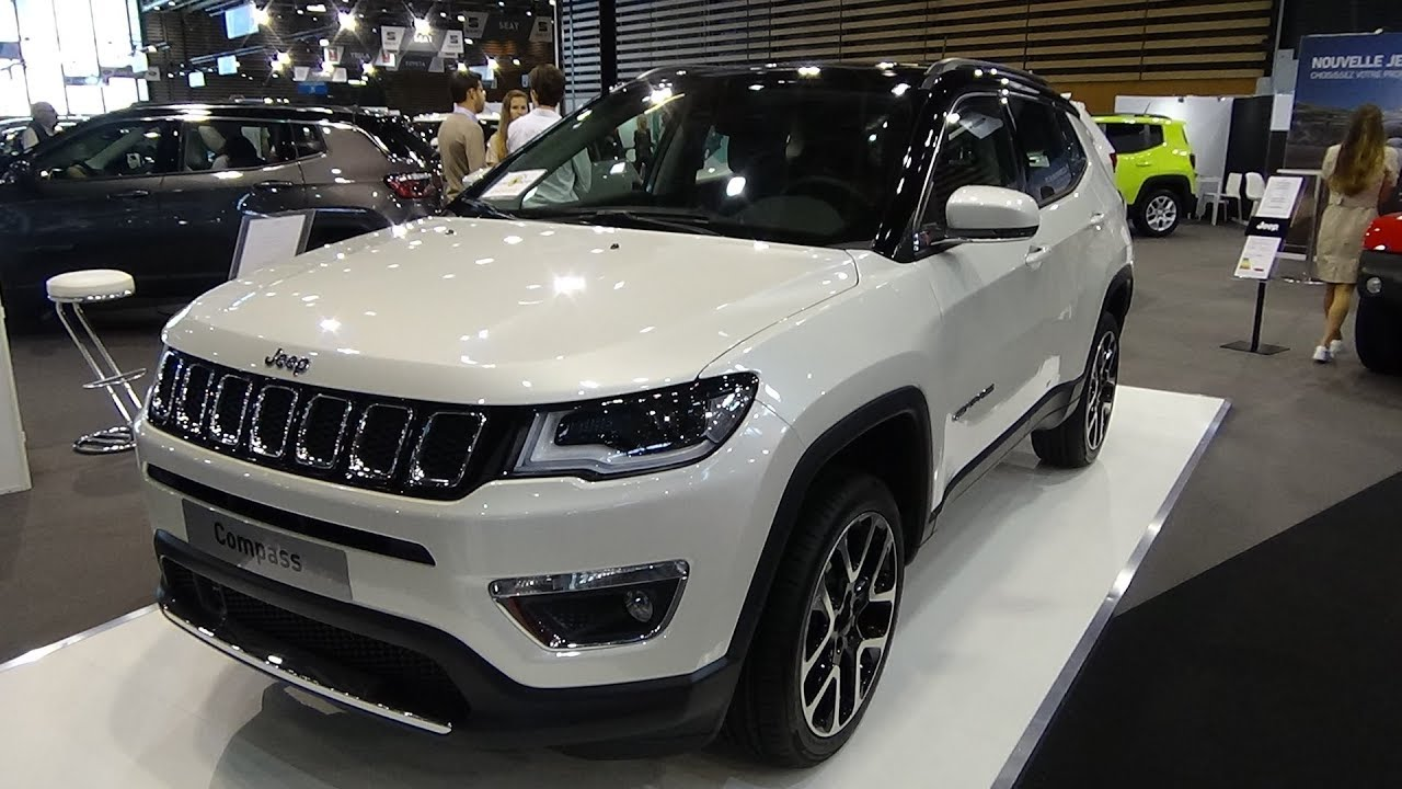 2018 jeep compass 1 6 multijet ii limited exterior and. Black Bedroom Furniture Sets. Home Design Ideas