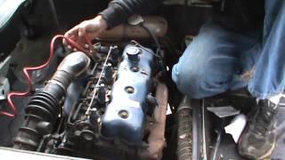 Volkswagen Lt28 Cold Start