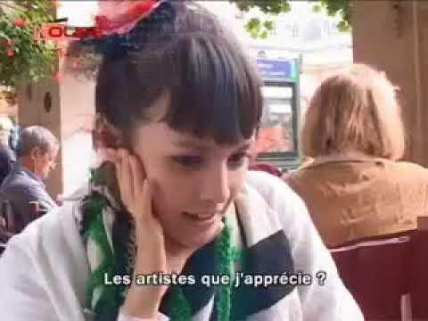 Olivia Lufkin Interview Paris