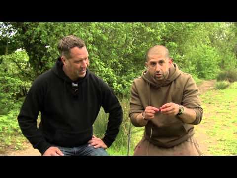 Blue Pool Gold Lake Advanced Angling - David Seaman + Ali Hamidi - Korda Thinking Tackle S8 E5 HD
