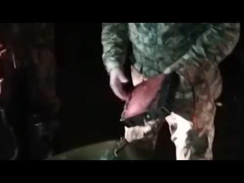 «Электроудочник» и его орудия лова
