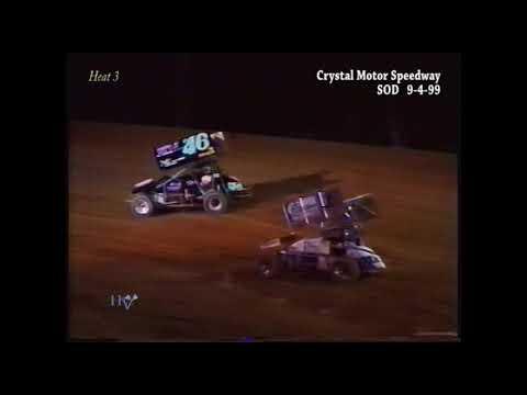 Sprints On Dirt - Crystal Motor Speedway 9.4.1999