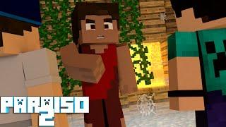 Minecraft: PARAÍSO 2 - #05 A CHARADA