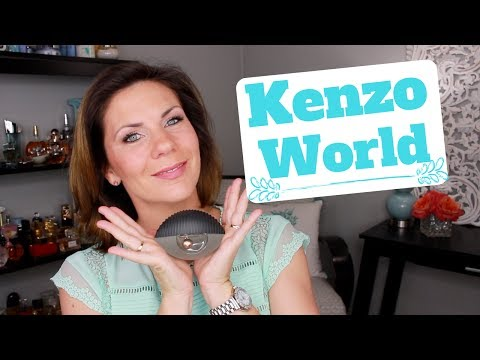 Kenzo World Perfume Fragrance Review!!!