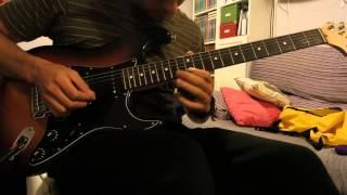 No importa la distancia- BSO Hércules (Guitar solo