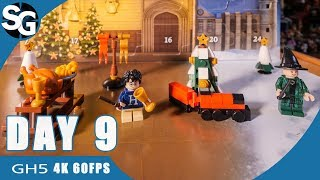 LEGO Harry Potter Advent Calendar 2019 Unboxing (Set 75964) | Day 9