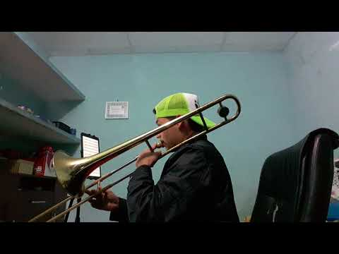 Idilio - Trombón de Vara (Cover By Kevin Ruiz)