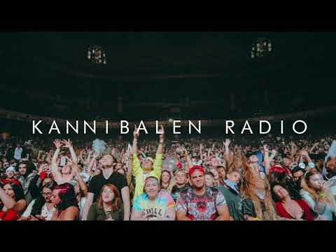Kannibalen Radio ft. Gerry Gonza - Ep.140 Hosted by Lektrique
