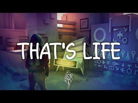 88-Keys feat. Mac Miller & Sia - That's Life (Lyrics)