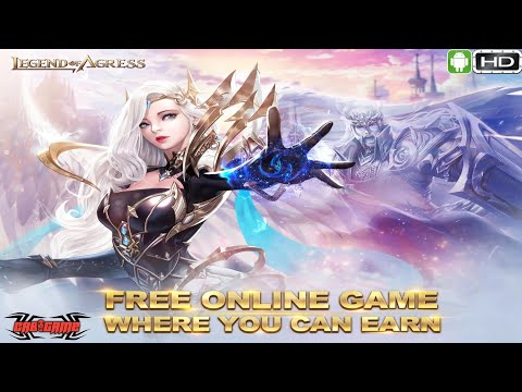 Legend Of Agress Gameplay (Android / Ios) 3D MMORPG