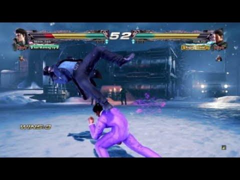 Dragunov Vs Kazuya Deathmatch
