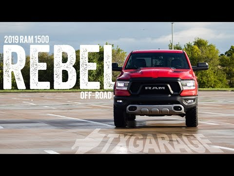 2019 Ram 1500 Rebel Review - the beast living in your driveway