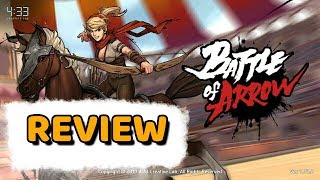 MAG REVIEW | Battle Of Arrow | Android Game
