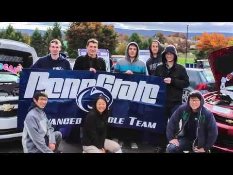 Meet the Penn State Advanced Vehicle Team