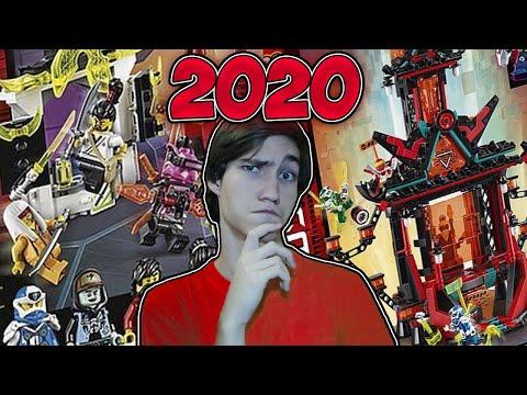 НАБОРЫ 2020 ГОДА ЛЕГО НИНДЗЯГО —12 СЕЗОНУ | НАБОРЫ 12 СЕЗОНА НИНДЗЯГО