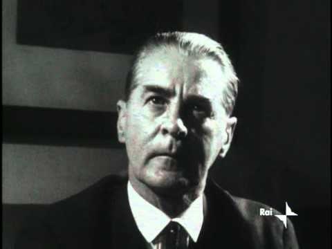Gunnar Björnstrand parla di Bergman