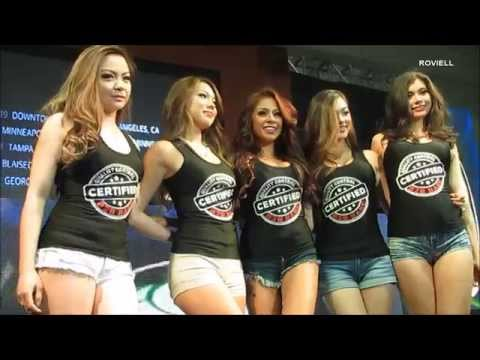 HIN 4 Manila - Import Babes Jeri Lee - Hot Import Nights Manila 2015
