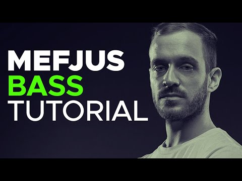 How to make BASS like MEFJUS in VITAL