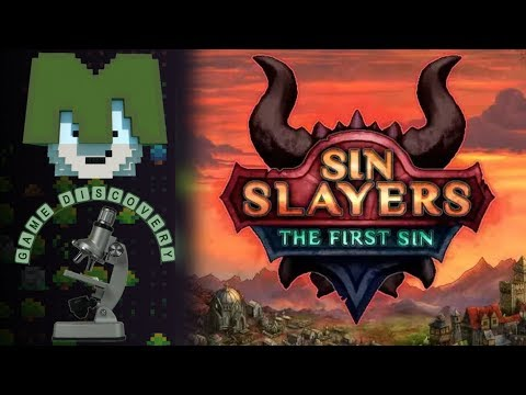 Sin Slayers: The First Sin Game Discovery |
