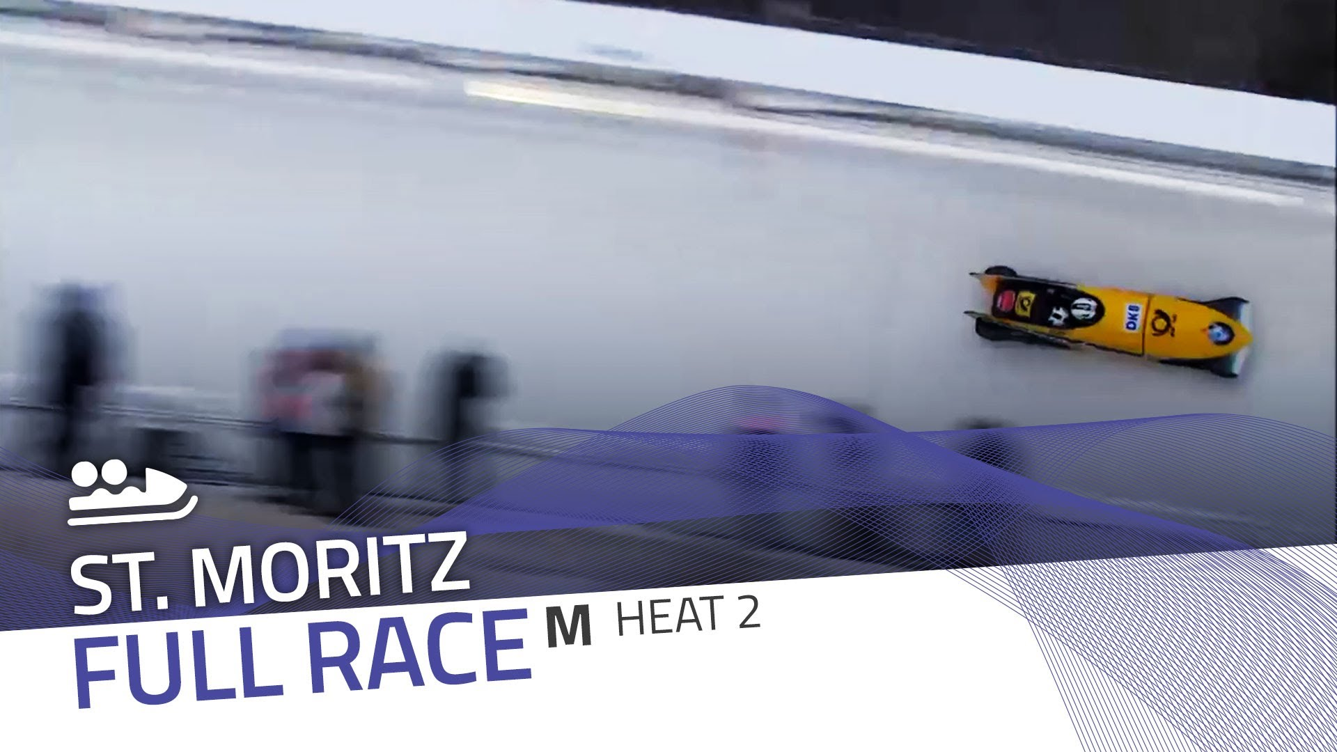 St. moritz | bmw ibsf world cup 2015/2016 - 2-man bobsleigh heat 2 | ibsf official