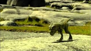 Русский трейлер Тарбозавр 3D / 2011 /