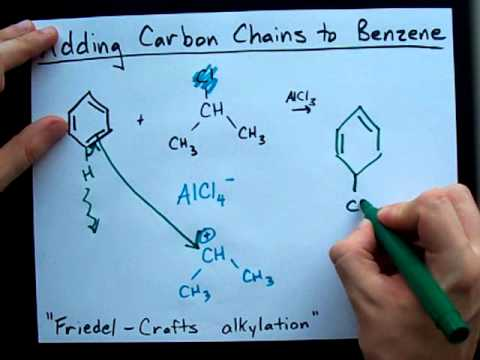How To Remove An Oh From A Benzene Ring