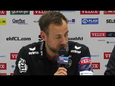 Pressekonferenz In Englisch  |  SG - Paris Saint-Germain HB  20-27