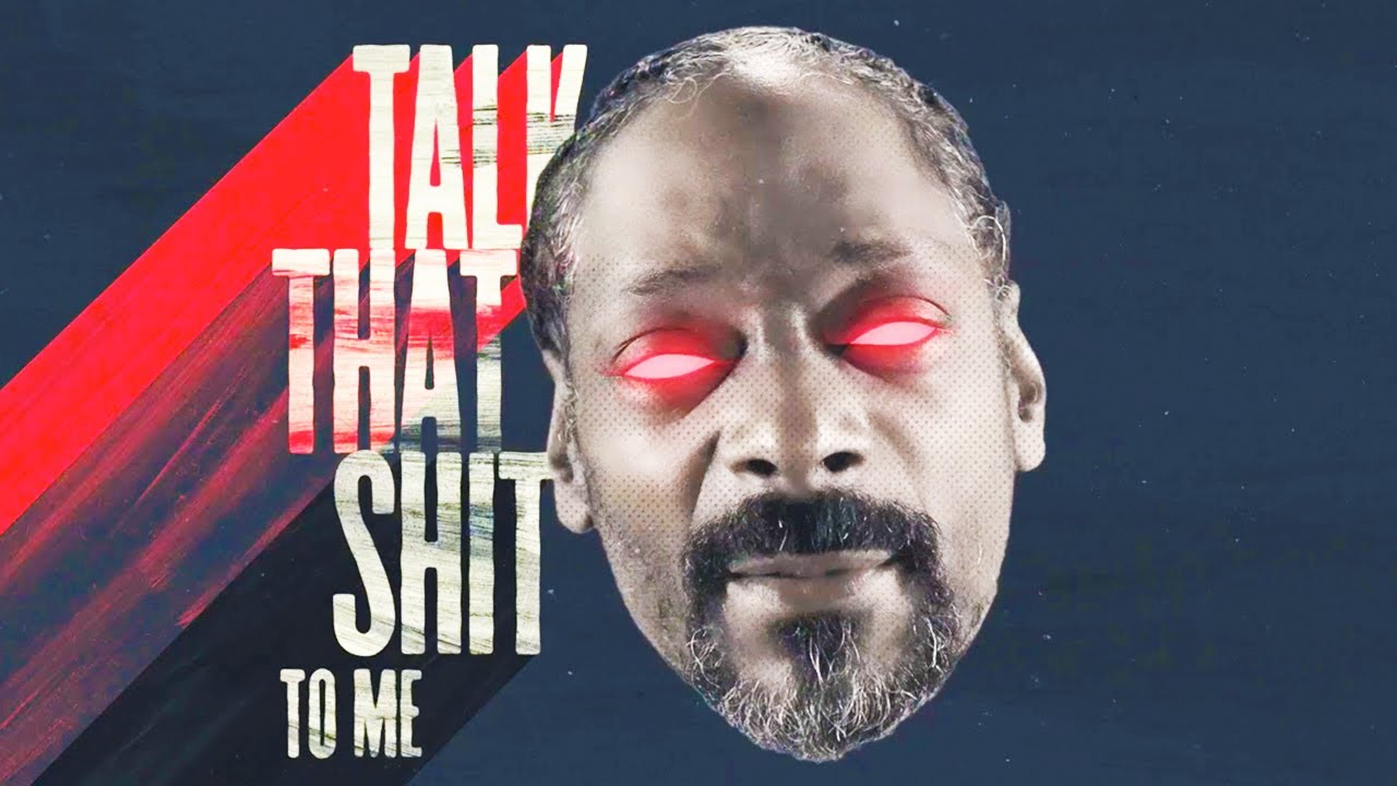 Snoop Dogg - Talk Dat Shit To Me (feat. Kokane) [Official Music Video]