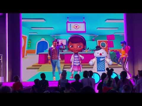 Disney Junior Dance party full show