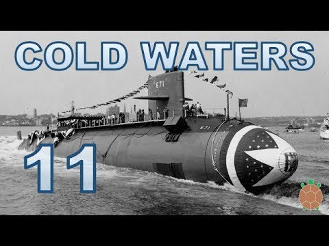 Cold Waters | 1984 Gameplay #2 - 11 - Barents Sea (Part 2)